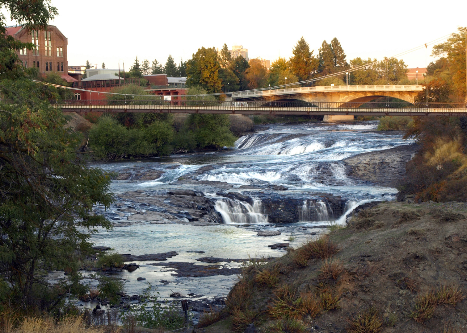 Avista—North River Channel » Land Expressions